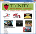 Trinity Rescue Tools and Equipment